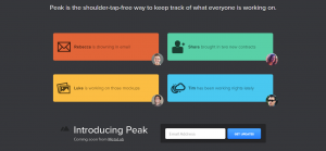 Introducing Peak